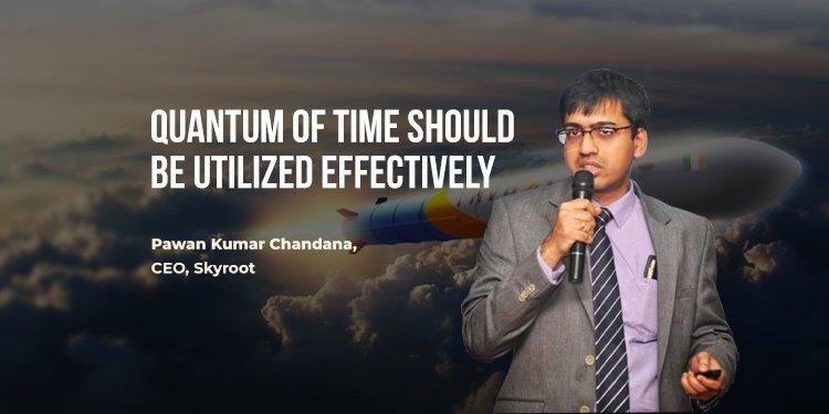Pawan Kumar Chandana - Skyroot